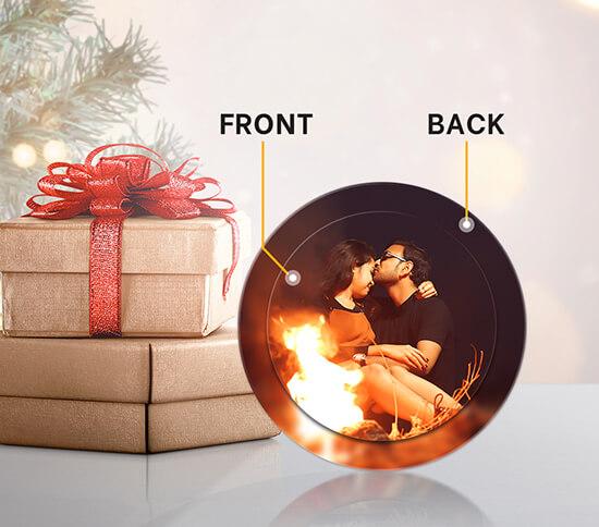 Custom Double Layer Acrylic as Gifts