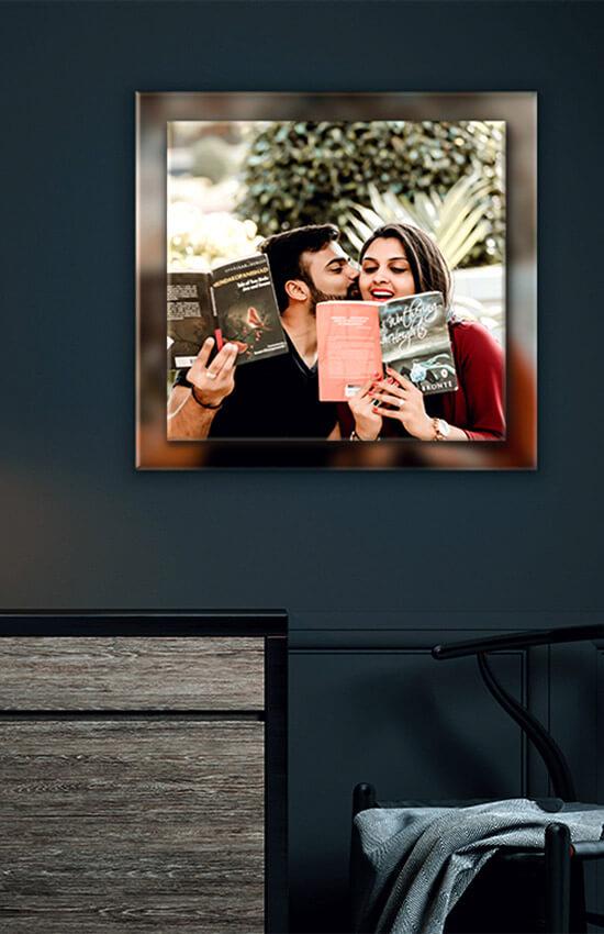 Double Layer Acrylic Frames