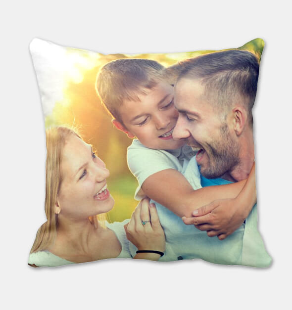 Photo Pillows Create A Personalised Photo Pillows Online CanvasChamp Cool Personalised Pillow Covers India