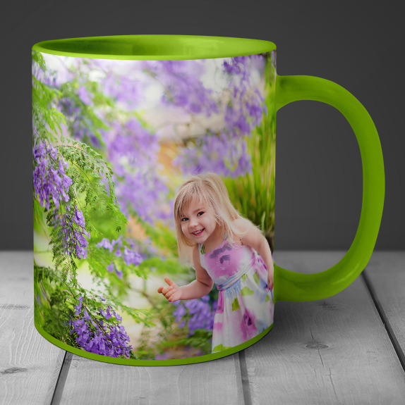 Photo Mugs Make A Personalized Photo Mugs Online In India Canvaschamp