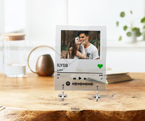 Custom Love Plaque