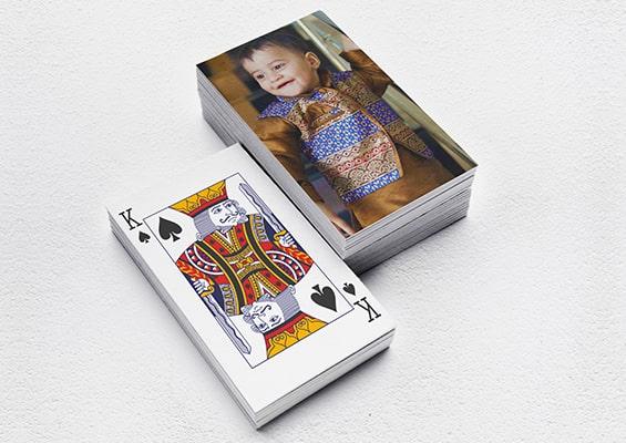 Make Gaming Nights More Fun With Custom Playing Cards