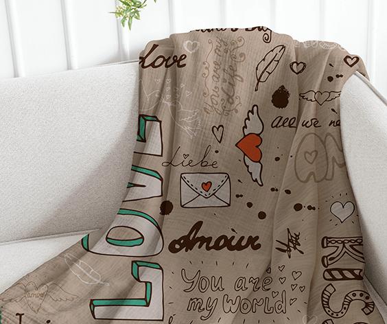 Custom Woven Photo Blankets - A Unique Lifestyle Accessory